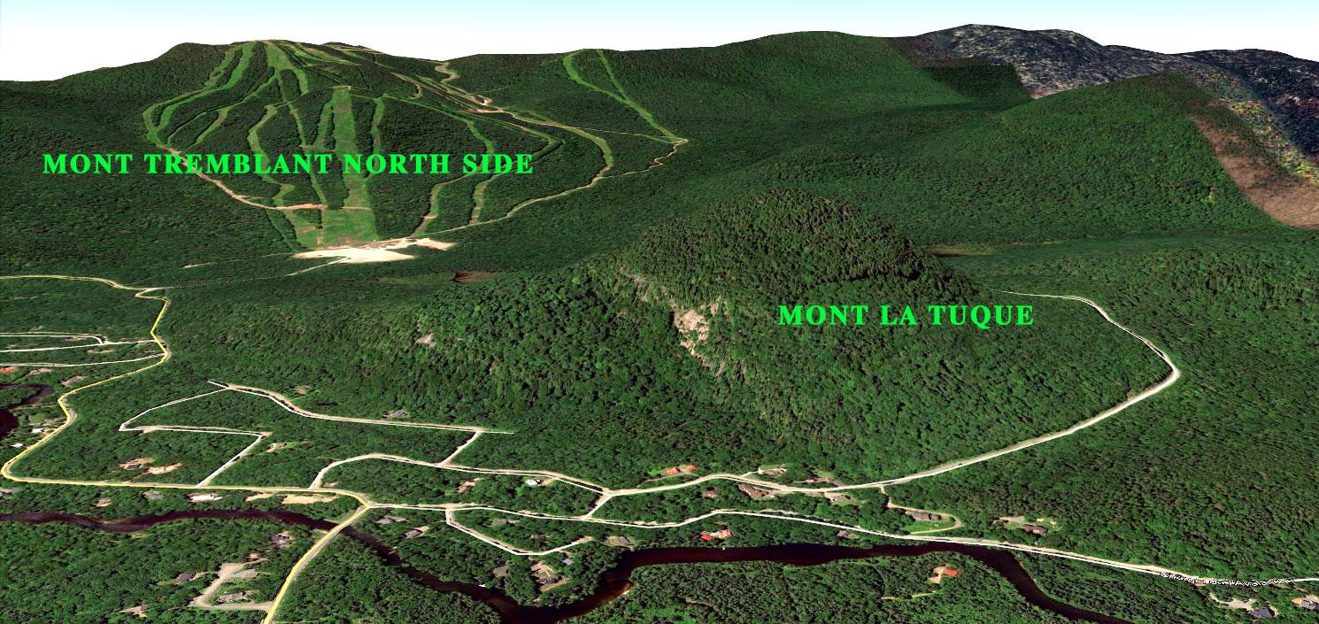 Land for sale at Tremblant Mont La Tuque