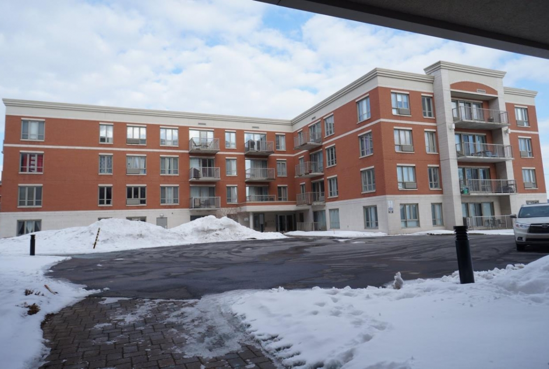 Condo for rent in St-Laurent