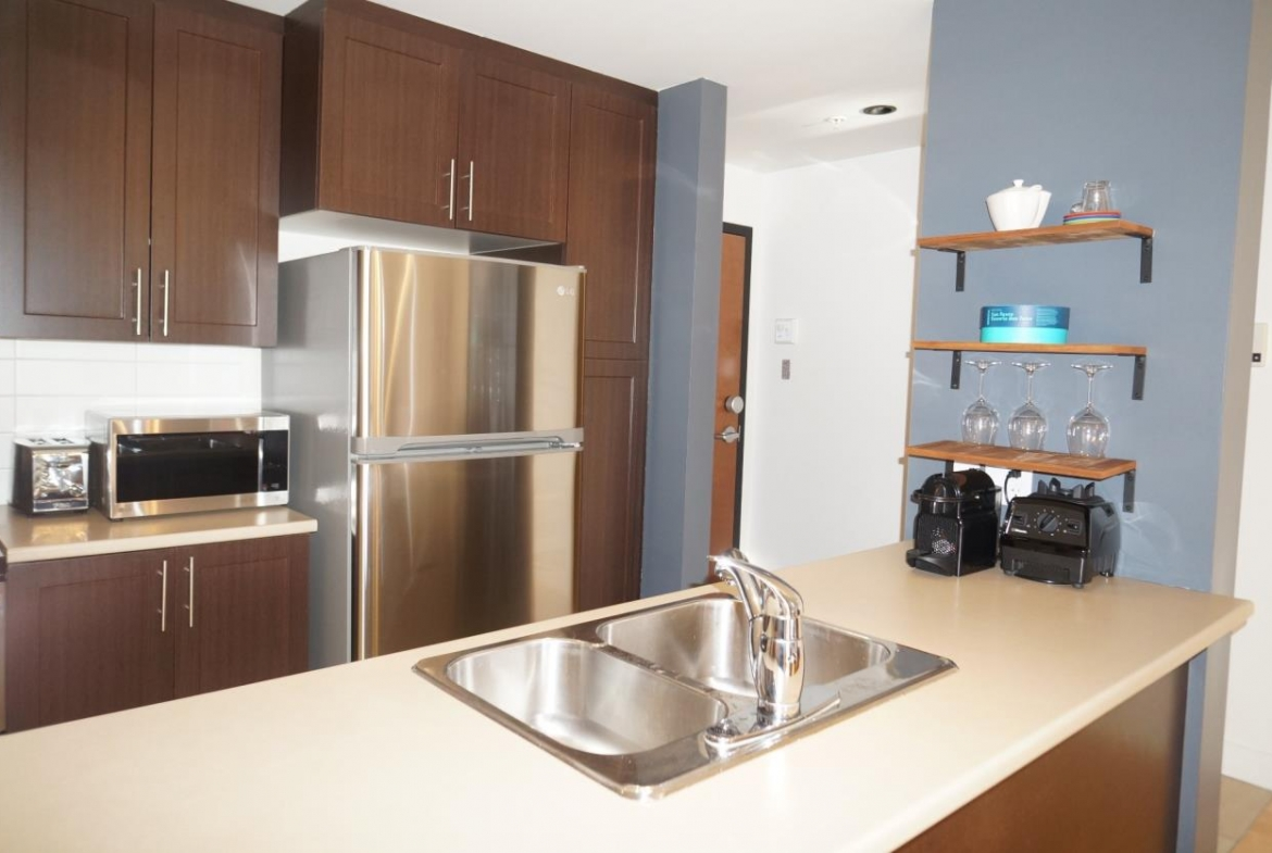 Les Cours Mitchell condo for sale