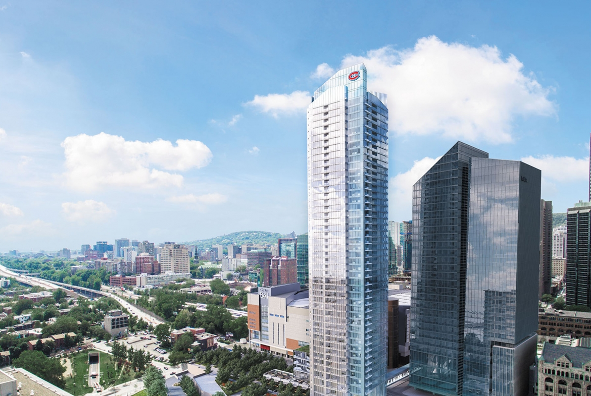Condo for sale downtown Montreal