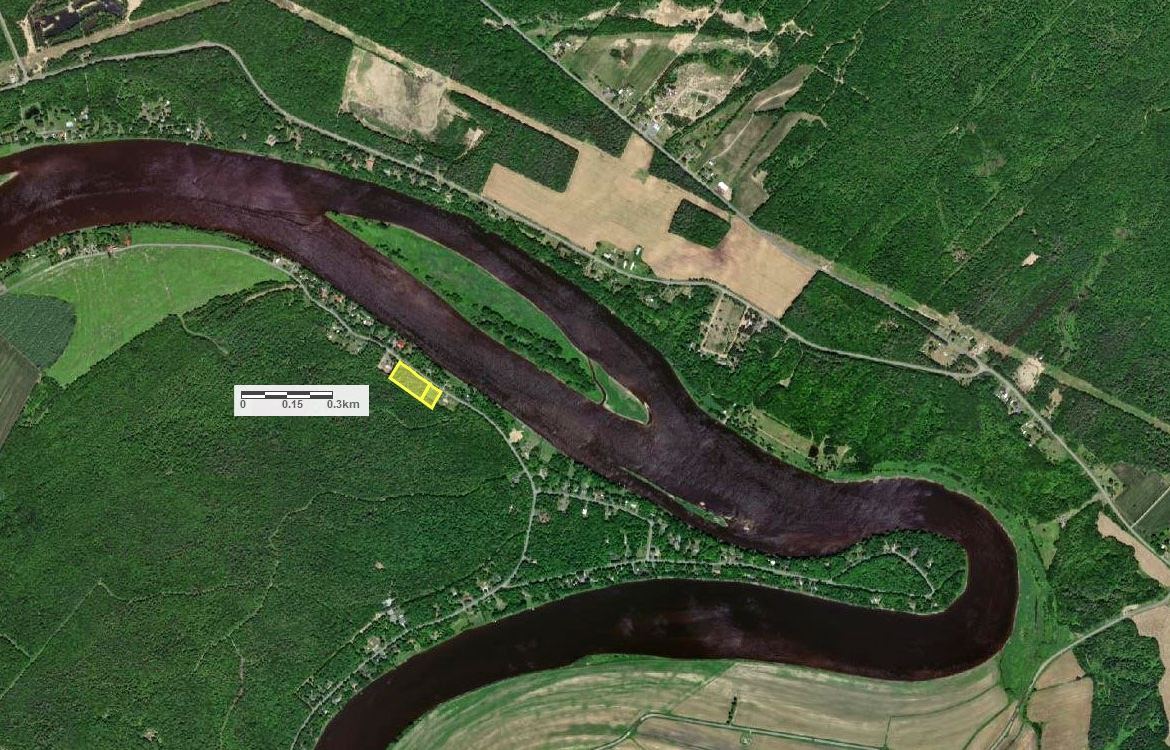 Land for sale in Drummondville