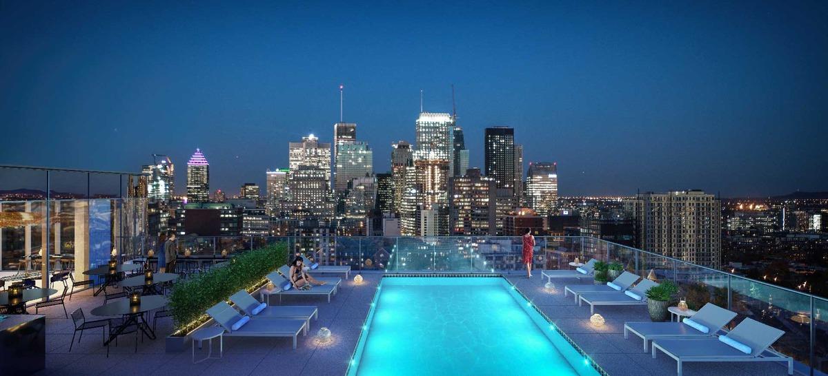 Condo à louer Montréal