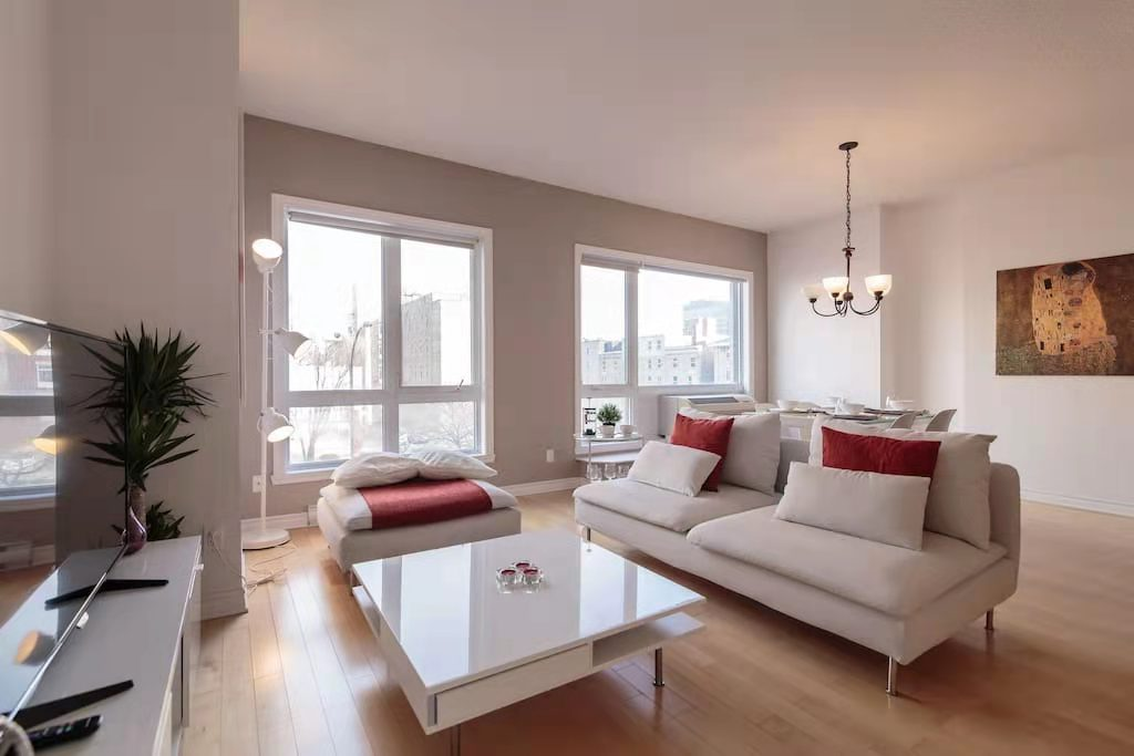 Prestigious condo for rent- 2 bedroom steps away from station Berri UQAM